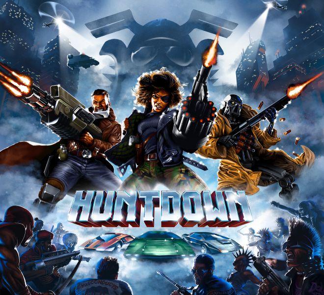 HuntdownPosterSquare