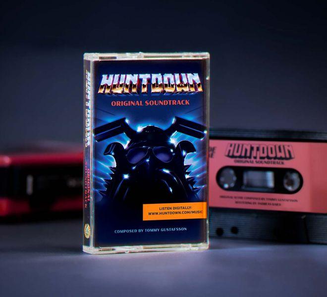 Huntdown-Cassette